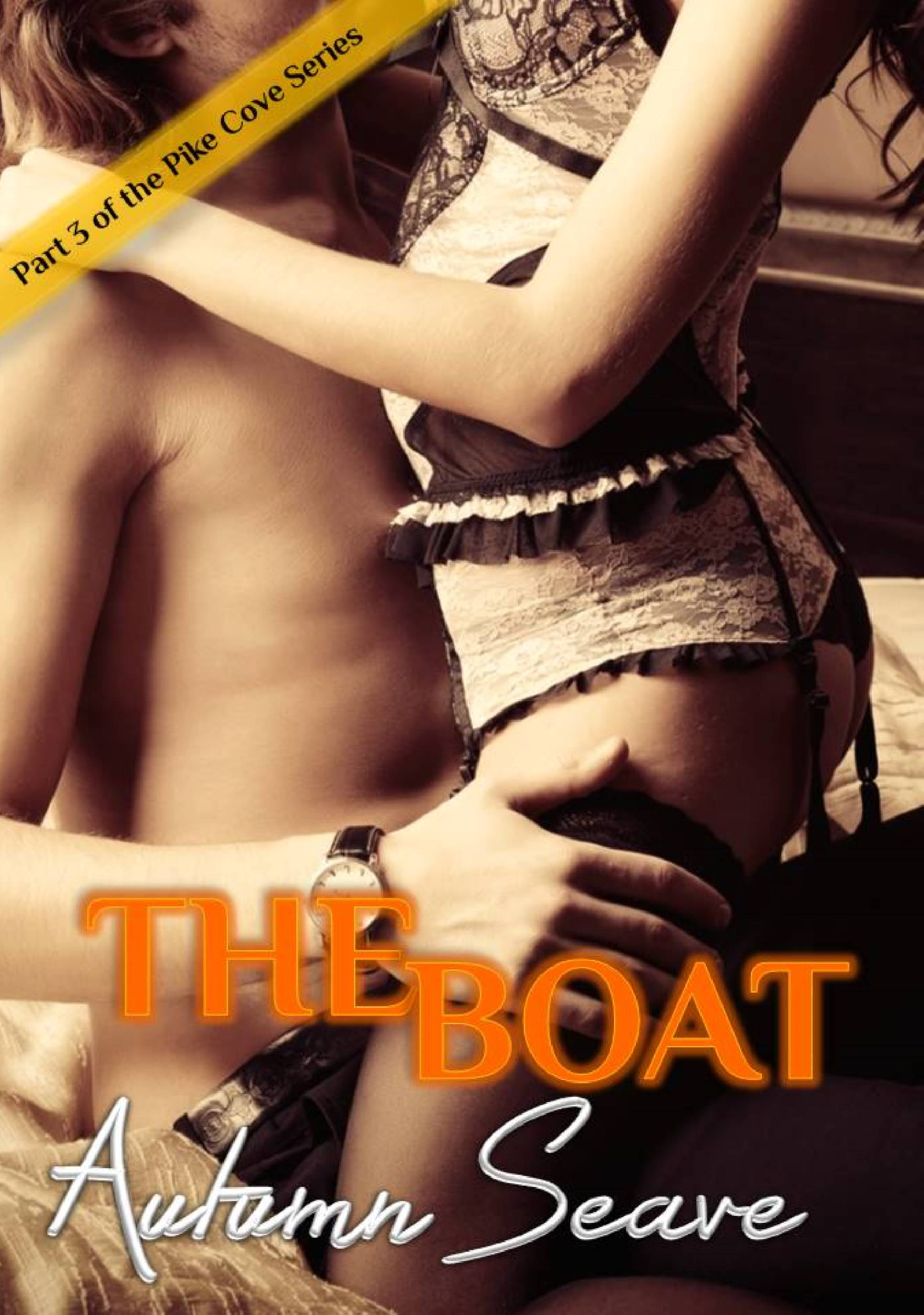 New Release: The Boat – Part 3 of the Pike Cove series