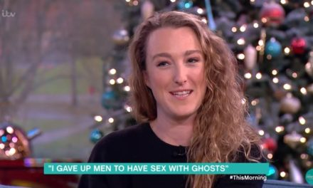 Ghosts Are Better In Bed, According To Bristol Woman
