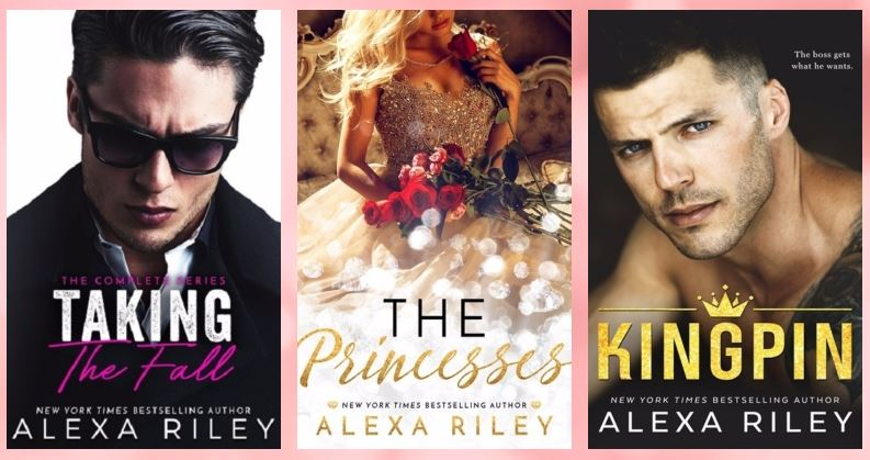 Interview with Alexa Riley, Author of Delicious Naughty Romance Novels